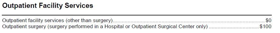 healthnet outpatient